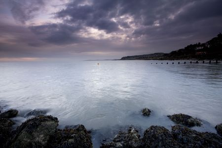 Colwyn Bay Seascape photo