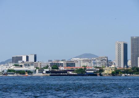 Spectacular panorama of Rio de Janeiro, Brazil