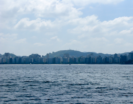 Spectacular panorama of Rio de Janeiro, Brazil Stock Photo - 57956415