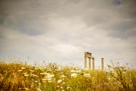 antiquity: Greek antiquity under threat.