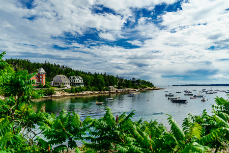 cove: Quentisentially quiet cove in Maine