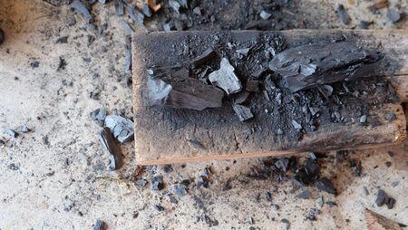 charcoal: charcoal