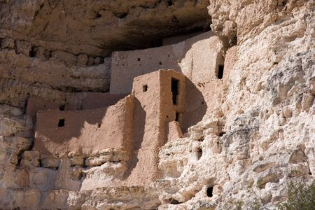 This 20 room high-rise apartment, nestled into a towering limestone cliff, tells a 1,000 year-old story of ingenuity and survival in an unforgiving desert landscape.