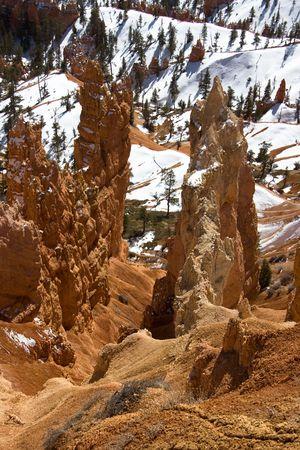 multi national: Bryce Canyon Stock Photo