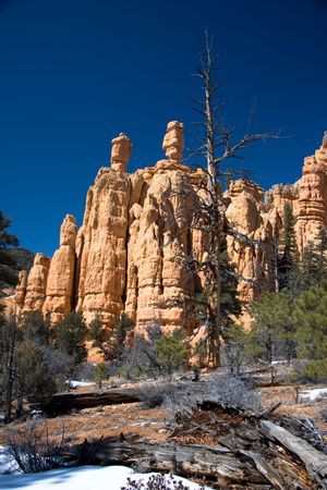 Red Canyon is located along Scenic Byway 12, just 9 miles from Bryce Canyon.