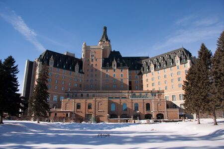 Delta Bessborough The Delta Bessborough is ideally situated in the heart of downtown Saskatoon, Canada