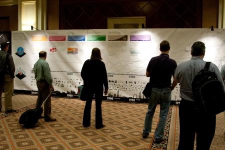 ラスベガス発 - 12 月 1 日: オートデスク大学 2009年会議 1、2009 年 12 月はマンダレー ベイ ホテル & カジノ ラスベガス、ネバダ州。 報道画像