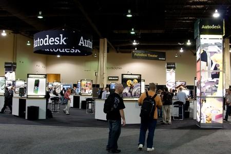 LAS VEGAS - DEC 3:   AutoDesk University 2009 Conference December 3, 2009 at the Mandalay Bay Hotel and Casino Las Vegas, Nevada.