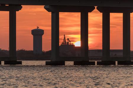 Biloxi Bay Sunrise