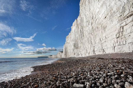 seven sisters: Seven sisters white cliffs, Sussex coast