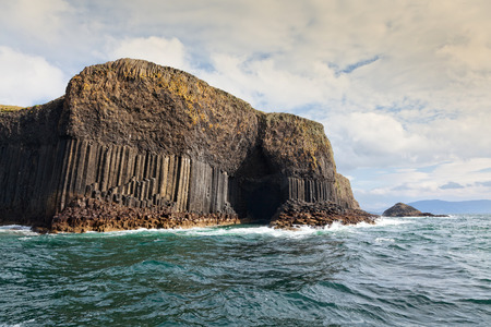 Isle of Staffa and Fingal s cave