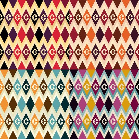 illust: pattern