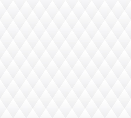 seamless background  White and gray geometric texture    イラスト・ベクター素材