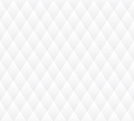 naadloze achtergrond Witte en grijze geometrische textuur Stock Illustratie