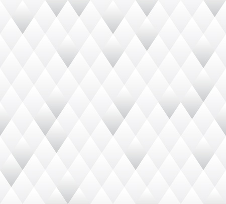Vector seamless background  White and gray geometric texture   Vector