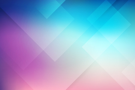 Abstract vector background blue and pink  layered  Vector