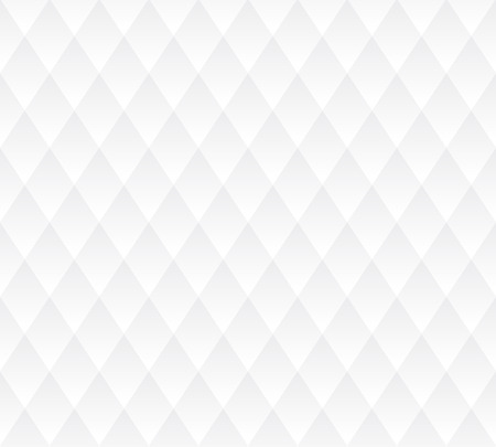 Vector seamless background. White and gray geometric texture.