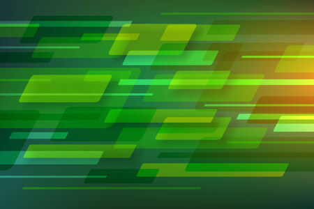 cool colors: abstract shape green rectangle rhombus vector background poster for web or print.