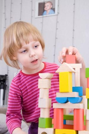 playing child Stock Photo - 4290562