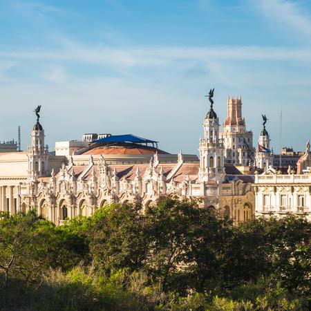 Gran Teatro de La Habana Cuba