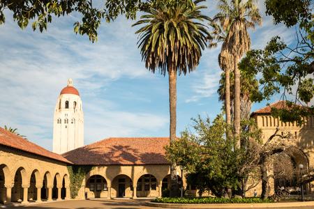 campus tour: Stanford University Campus
