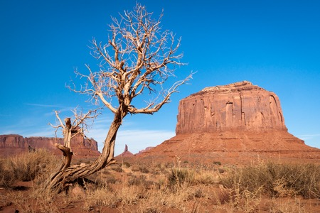 Landscapes of Monument Valley