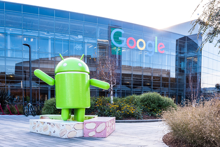 Googleplex - Android 본사가있는 Google 본사