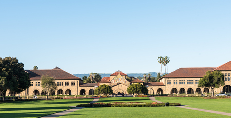Main Camus of Stanford University