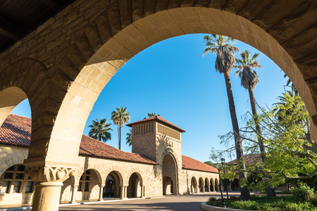Main Camus of Stanford University