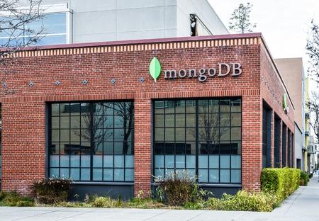 mongoDB office in Palo Alto Editorial