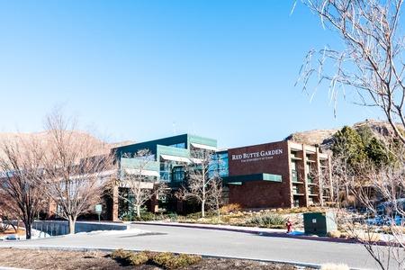 Red Butte Garden in The University of Utah