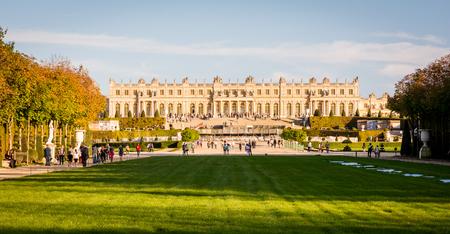 Versailles  palace in Paris