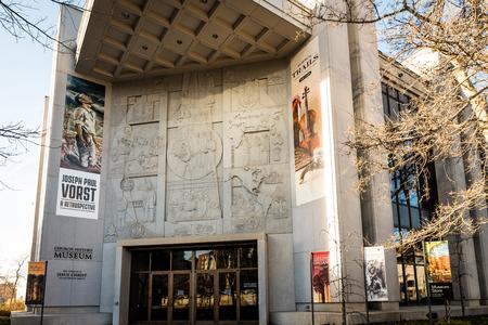 Church History Museum in Salt Lake City Editorial