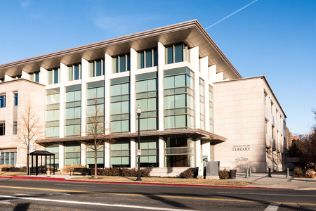 Church History Library in Salt Lake City Editorial