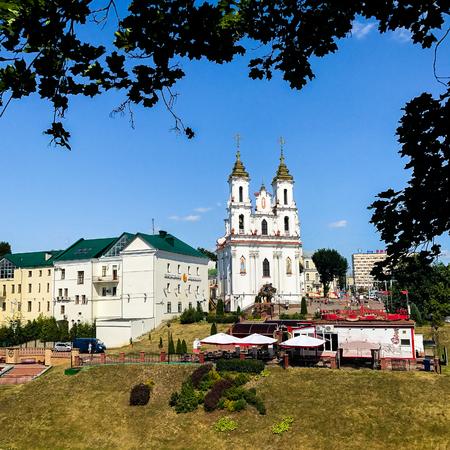 Church of the Resurrection in Vitebsk Belarus