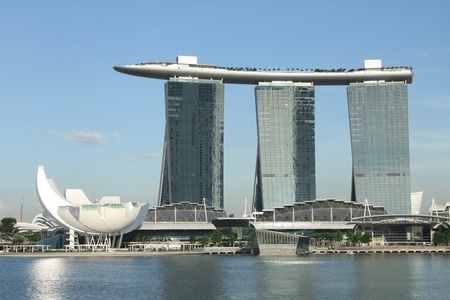 marina bay: Marina Bay Sands, Singapore