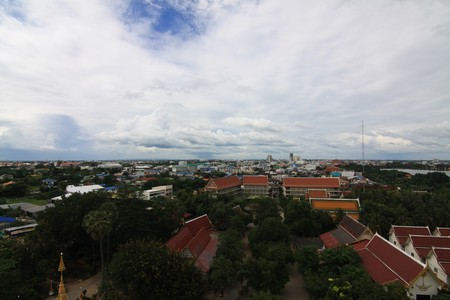 Khon Kaen in Thailand. photo