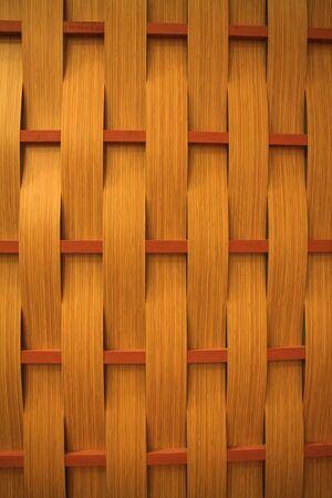 Wood weave photo