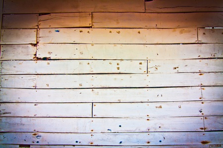White wooden walls. Stock Photo - 8681771