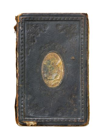 folio: Very Old Book Cover