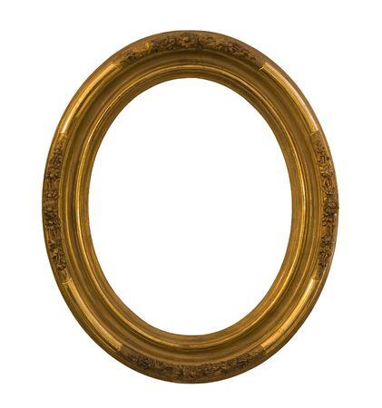 gild: Round frame