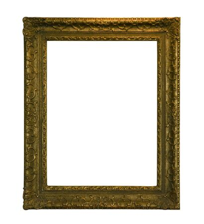 Antique picture frame Stock Photo - 4618108