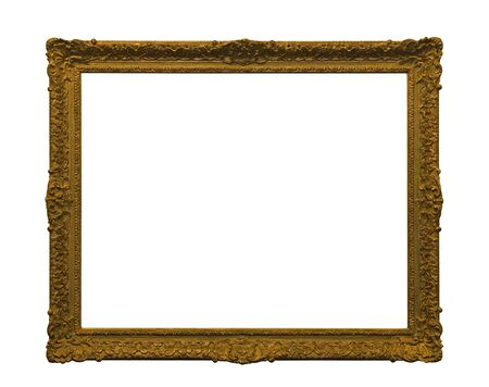 Antique picture frame Stock Photo - 4618105