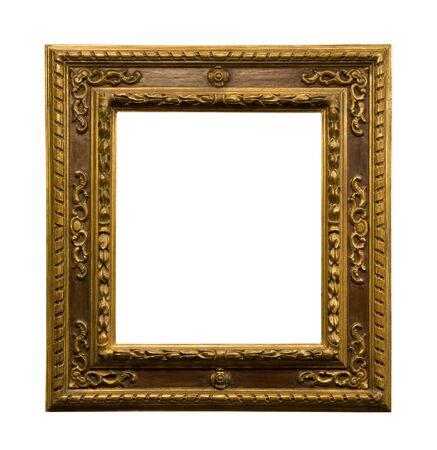 Antique picture frame Stock Photo - 4618215