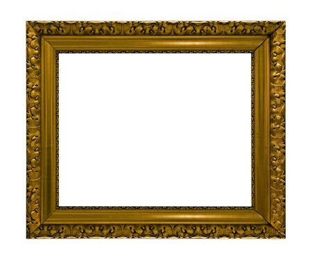 Antique picture frame Stock Photo - 4618149