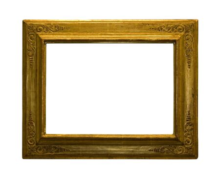 Antique picture frame Stock Photo - 4618115