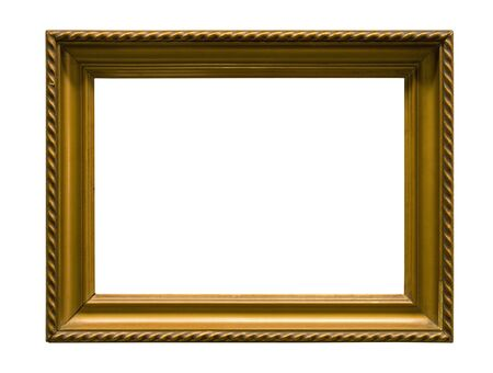 Antique picture frame Stock Photo - 4618119