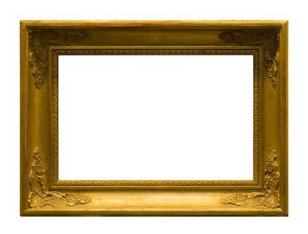 Antique picture frame Stock Photo - 4618118