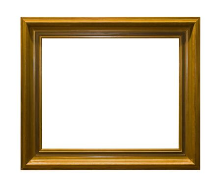 Antique picture frame Stock Photo - 4618134