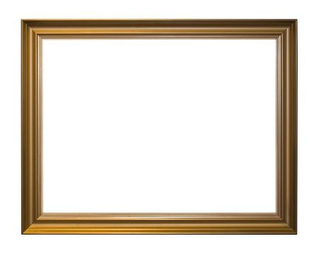 Antique picture frame Stock Photo - 4618151